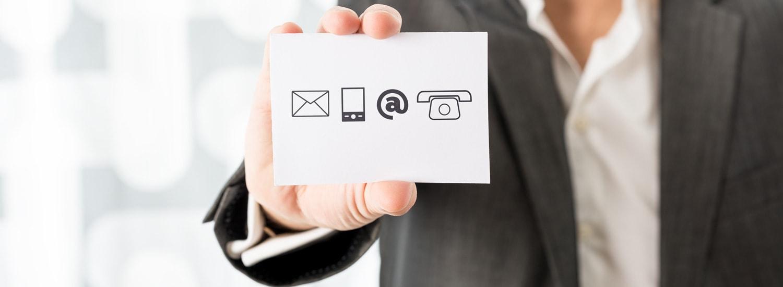 Conectar haciendo buenos negocios. Contactenos